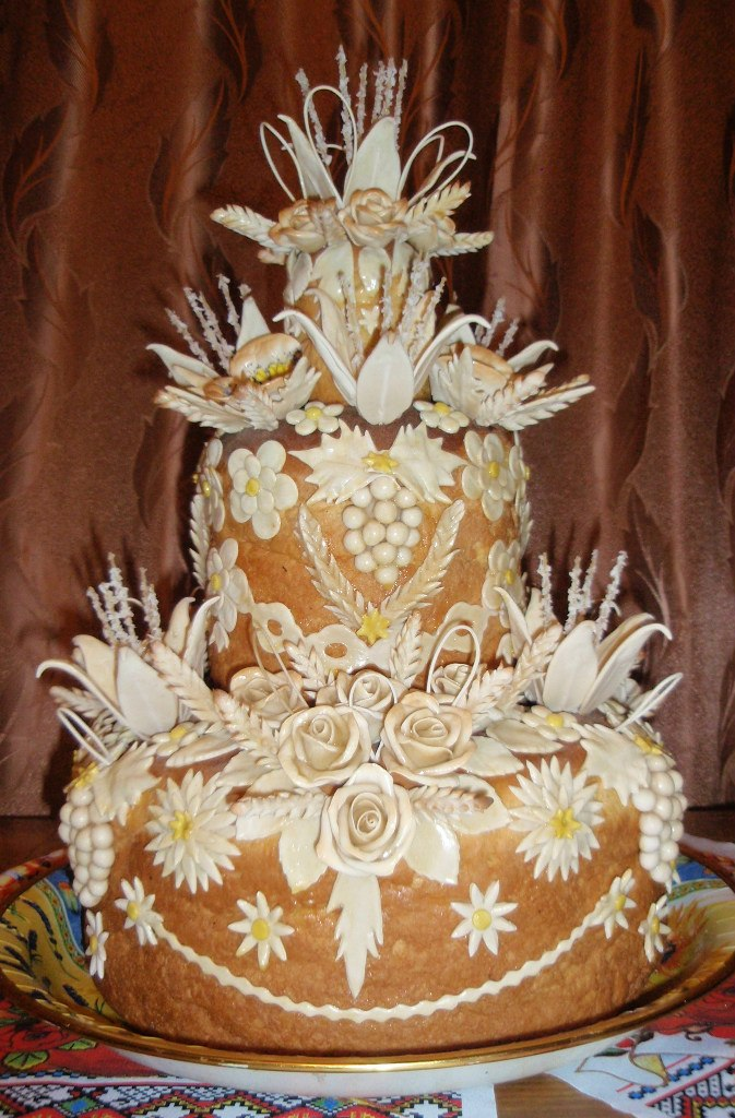 polish wedding cake traditions 1000 images about коровай on breads 18680
