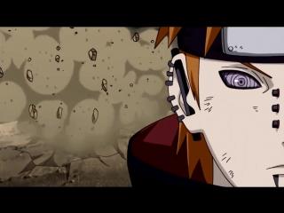 Naruto vs Pein ( Red – Break Me Down )