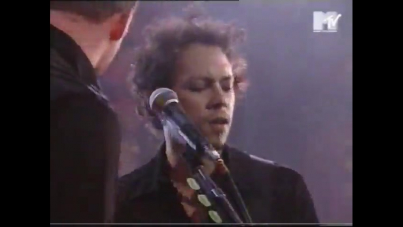 Metallica - The Last Caress So What?   MTV Europe Music Awards, Alexandra Palace, 11-14-1996   Русские Субтитры :D