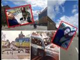 VLOG: Киев/Прогулки/Дядя//1 ЧАСТЬ/