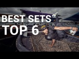 Best sets in the world top 6 I Kill The Beat - Ocker Production 2015 I Bboy Lil g, Kleju, Taisuke ..