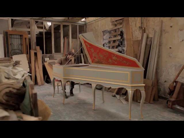 Jean Rondeau: Bach 'IMAGINE' - Andante, Violin Sonata No.2 BWV1003 (arr W.F. Bach)