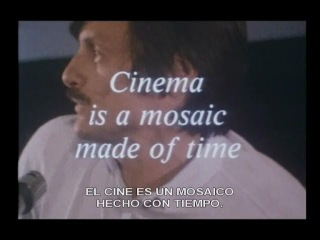 Meeting Mr. Andrey Tarkovsky. Cinema Is A Mosaic Made Of Time