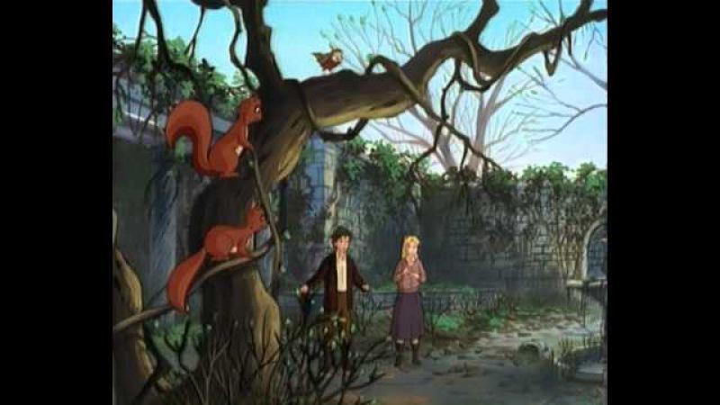 Таинственный сад (The Secret Garden) мультфильм