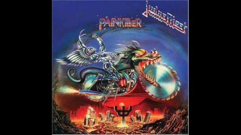 Judas Priest- A Touch of Evil with lyrics