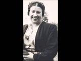 Лидия Русланова Эх, матушка Lidiya Ruslanova Folk Song