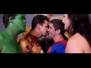 Marvel VS DC Avengers Battle!