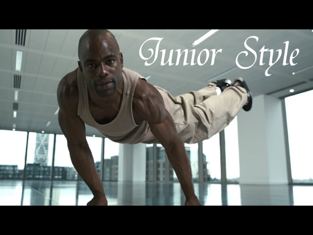 B-boy Junior Style ** Strong Monster **
