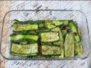 Zucchine Grigliate al forno con olio e origano antipasto contorno ricetta facile e gustosa