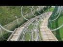 Zjazd Kolejką Górską Adrenaline na MALTA SKI
