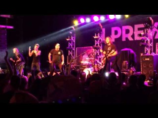 Dangerkids 'Kill Everything' and 'Countdown' live in Grand Rapids, MI 2015