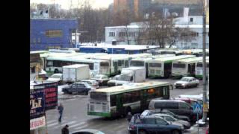 7 автобусный парк ГУП Мосгортранс