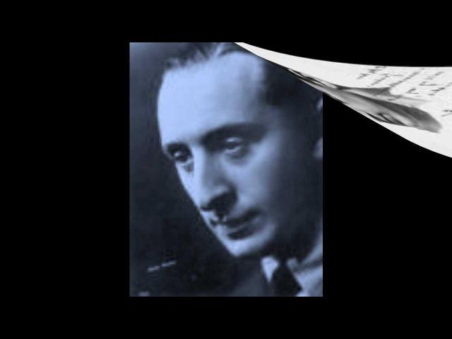 Vladimir Horowitz 1951 Rachmaninoff Piano Concerto No.3 in D minor