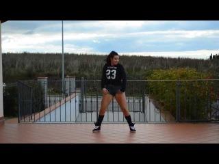 Tego Calderon - Dando Break - Reggaeton Choreography by Martina Banini