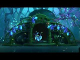 Ocean's Twelve Parody in Rayman Legends