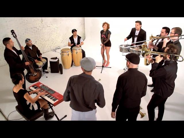 Young Folks (PBJ SALSA cover) - Williamsburg Salsa Orchestra