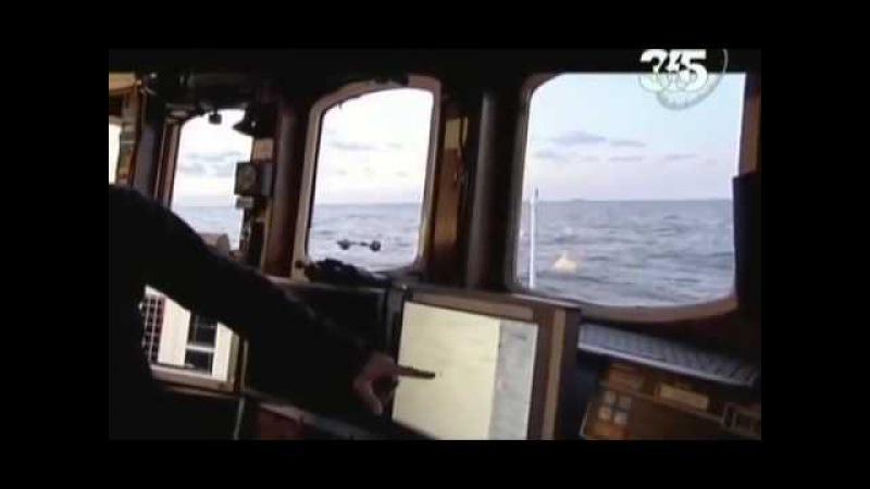 Немецкая субмарина-невидимка U-480 Альберих. Документальный фильм.