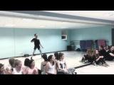 Hillary Duff - Sparks Kiev 2015 choreography by Artur Yemchyk