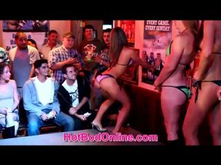 Courtney @ Hot Bod Dancing Bikini Contest