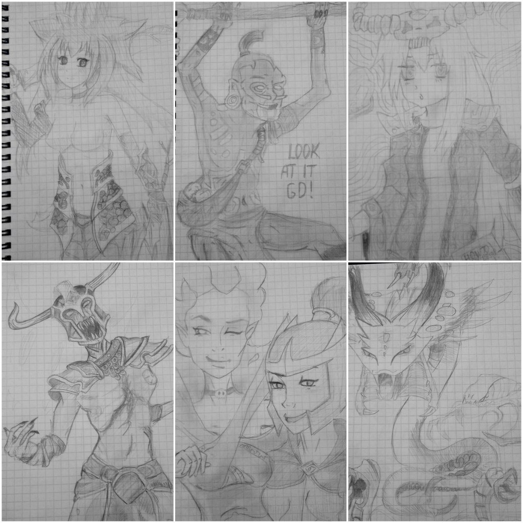Рисунки, созданные нами... - Страница 6 X32EpzbLFg0