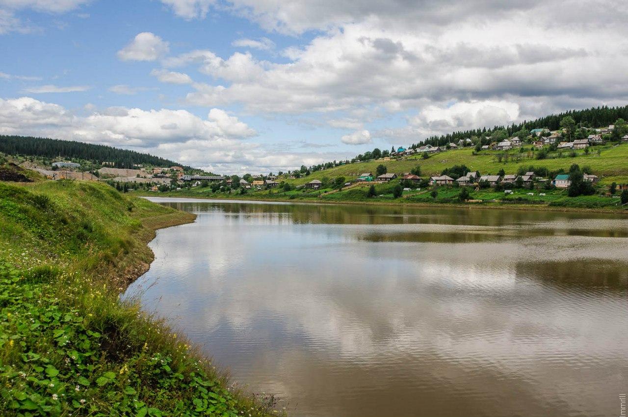 Пашийский пруд