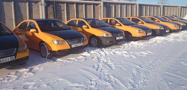 Автомобили Lifan вошли в рейтинг популярных авто среди таксопарков