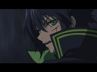 Owari no Seraph / Последний Серафим - 8 серия   HectoR, Kari, Lamia & Kona-chan [AniLibria.Tv]
