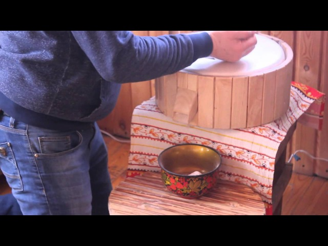 Как сделать мельницу своими руками для помола