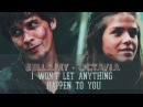 ►Bellamy Octavia || I won't let anything happen to you