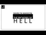 Marilyn Manson Reads