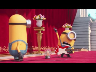 Minions - Van Halen of the Minion Eruption