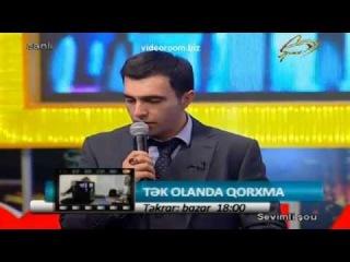 Mikayil - Ana seiri - Sol terefim agrayir - Sevimli Sou 13.01.2014
