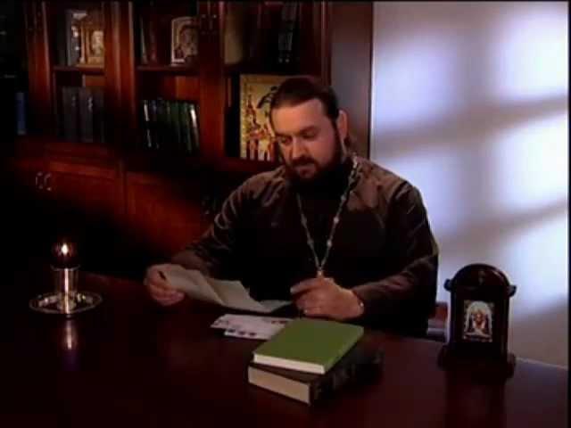 Протоиерей Андрей Ткачев. О свидетелях Иеговы