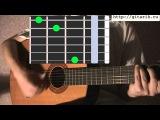 Парадокс - Темно - алая кровь разбор на гитаре