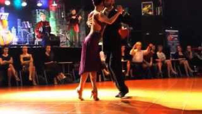 Maria Filali y Gianpiero Galdi con l'Orchesta Solo Tango_FULL SHOW