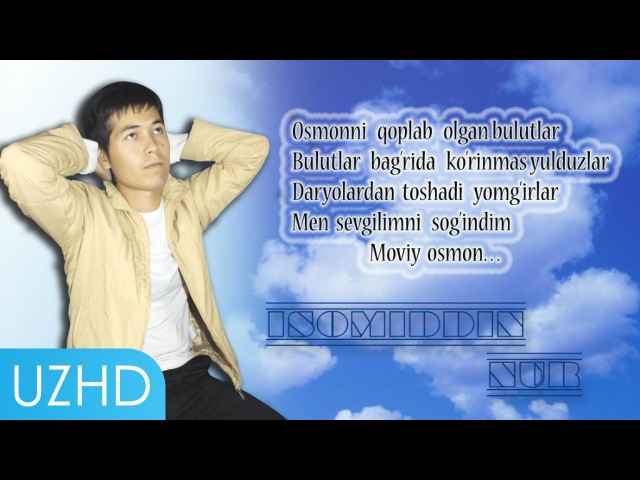 Isomiddin NUR - Qaytma (Music version)