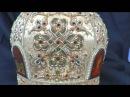 Митра ручная вышивка золото жемчуг п камни