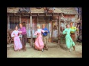 Barn Raising Dance 7 Brides for 7 Brothers MGM Studio Orchestra HD