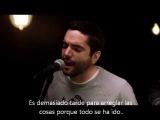 A Day To Remember It's Complicated Acoustic Live Subtitulado al Espa