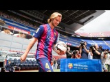 Inside view: FC Barcelona new faces 2014/15