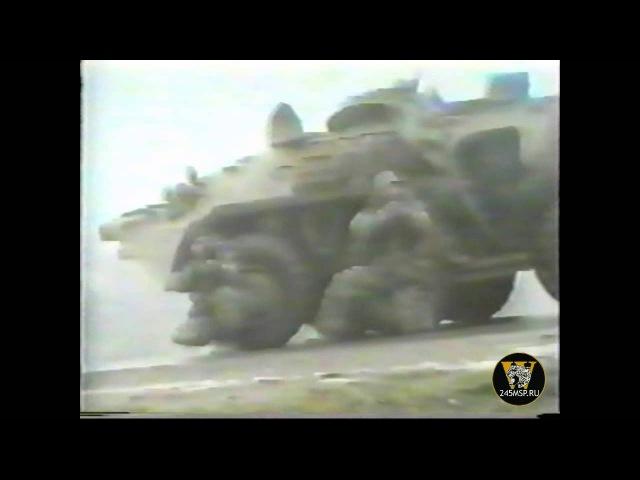 Эксклюзив СОБР в Грозном Чечня 2 часть бой
