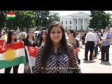 What do Kurds need in front the White House