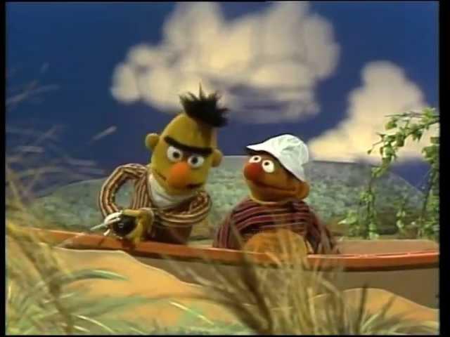 Влас и Еник ловят рыбу