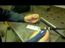 Аргонодуговая сварка нержавеющей стали.Техника исполнения сварных швов.