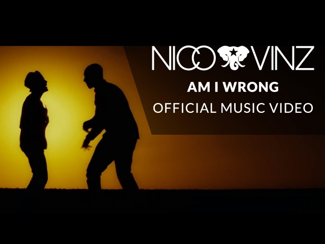 Nico Vinz - Am I Wrong [Official Music Video]