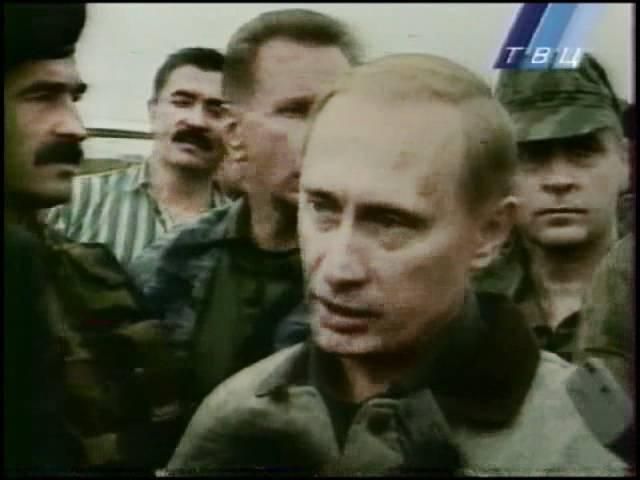 Кому была нужна война в Чечне (путин - враг России)