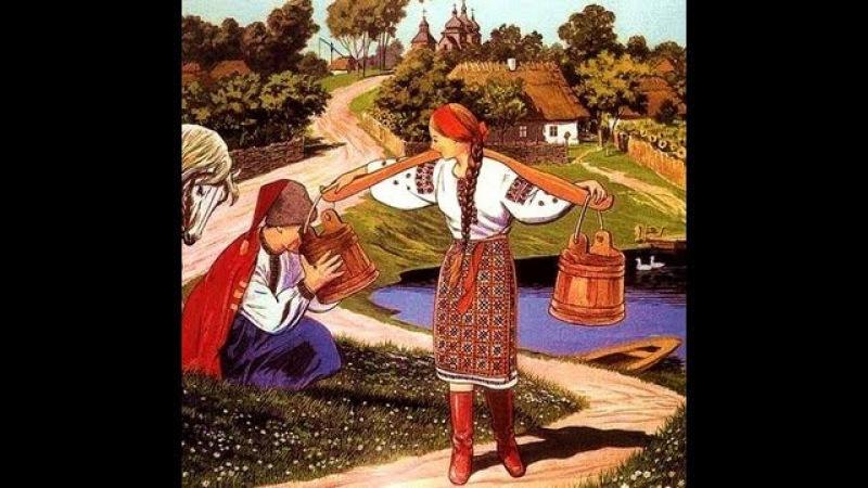 Несе Галя воду | Nese Halia vodu | Ukrainian folk song | Тріо Маренич