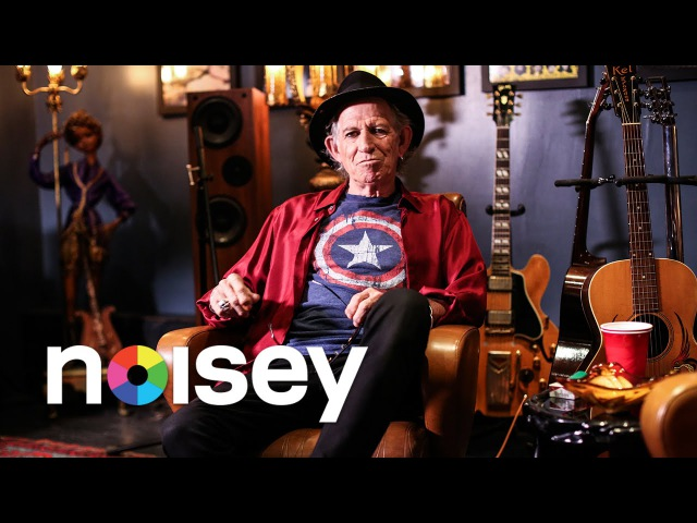 Guitar Moves with Keith Richards: There's Two Sides to Every Story (Part 1)