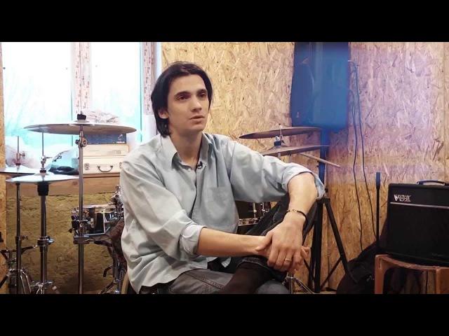 «Апантаны». Лідэр рок-гурту Мутнаевока Яўген Змушка
