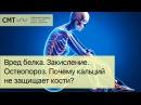 Вред белка. Закисление. Остеопороз. Почему кальций не защищает кости